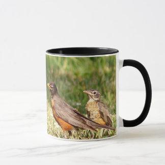 Baby Robin Mug