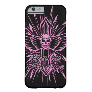 Baby Rogue and Skull Barely There iPhone 6 Case