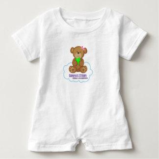 Baby Romper Logo Sonya's Story