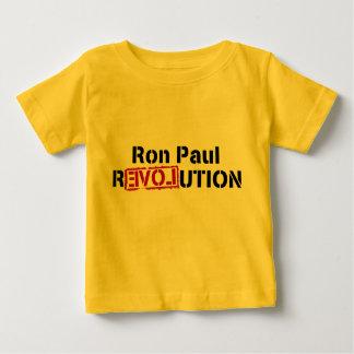 baby Ron Paul Revolution T Shirt
