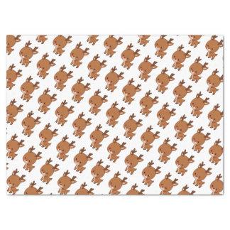 Baby Rudolph Tissue Paper
