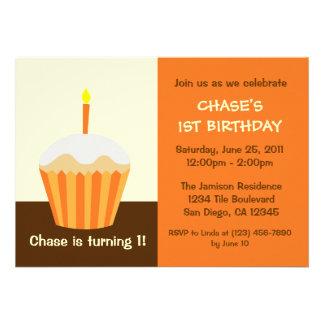 Baby s First Birthday Invitation
