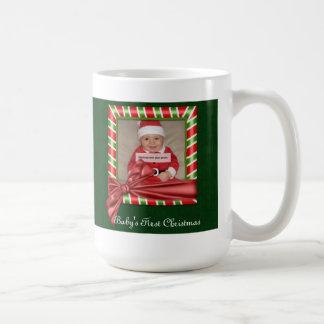 Baby s First Christmas Mug