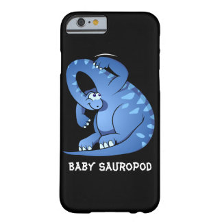 Baby Sauropod Barely There iPhone 6 Case