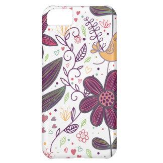 Baby Scribbles iPhone 5C Cases