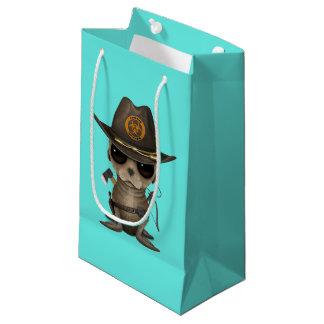 Baby Sea lion Zombie Hunter Small Gift Bag