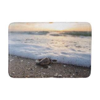 Baby Sea Turtle Bath Mat