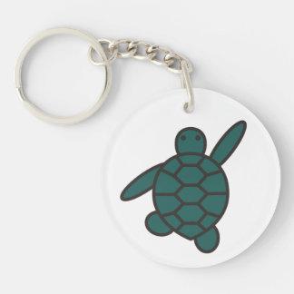 Baby Sea Turtle Keychains