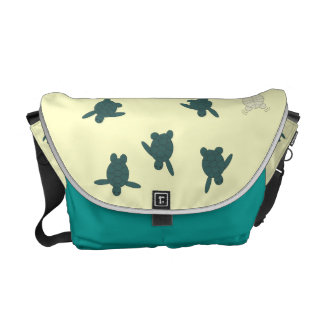 Baby Sea Turtle Messenger Bag