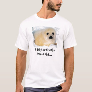 Baby Seal Club T-Shirt