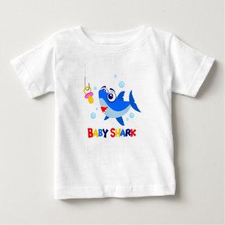 Baby Shark  Baby Fine Jersey T-Shirt