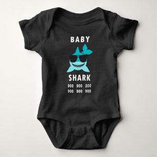 a5cfc88b0beb2 Baby Shark Bodysuit