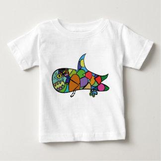 Baby Shark - Follow your dream Baby T-Shirt