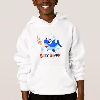 Baby Shark Kids' Hanes ComfortBlend® Hoodie
