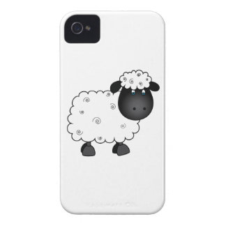 Baby Sheep For Ewe iPhone 4 Case-Mate Case