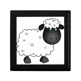 Baby Sheep For Ewe Jewelry Box
