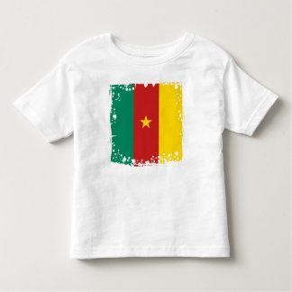 Baby shirt Cameroon, Cameroon Africa Flag