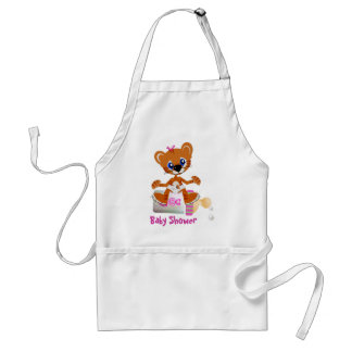 Baby Shower Apron