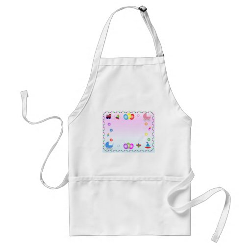 Baby Shower Aprons