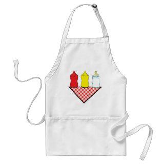 baby shower bbq standard apron