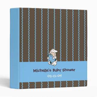 Baby Shower Binder