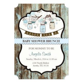 Baby Shower Brunch Invitation