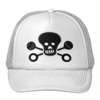 BABY SHOWER CAP TRUCKER HAT