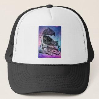 BABY SHOWER DREAMS TRUCKER HAT