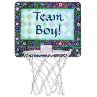 Baby Shower Game! Boy or Girl? Team Boy! Mini Basketball Hoop