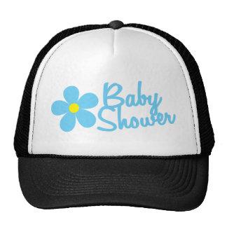 baby shower trucker hats