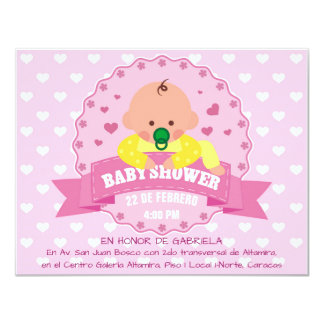 Baby Shower Her Card