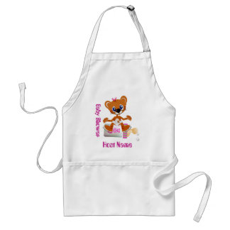 Baby Shower & Host 2 Apron