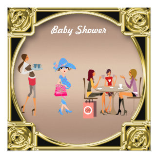 Baby Shower Invitation Announcements