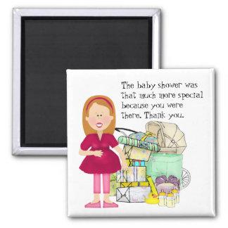 Baby Shower Magnet