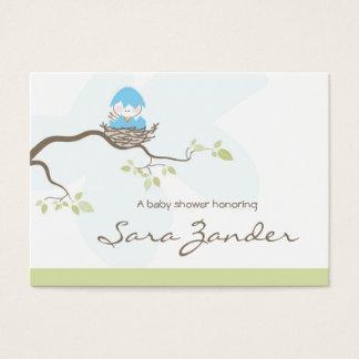 Baby Shower RSVP Card