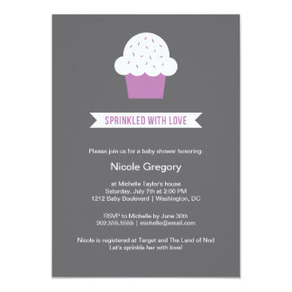 Baby Shower | Sprinkled With Love Card
