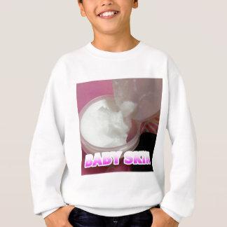 Baby Skin Lotion Sweatshirt