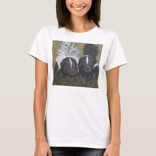 Baby Skunks T-Shirt
