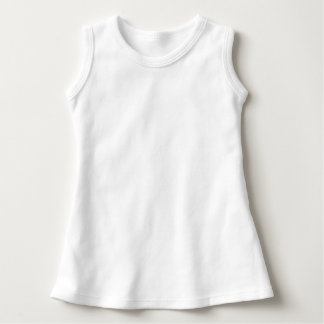 Baby Sleeveless Dress Tee Shirts