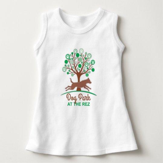 Baby Sleeveless Tshirt Dress