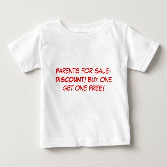 Baby Smarts Baby T-Shirt