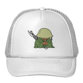 Baby Soldier Hats
