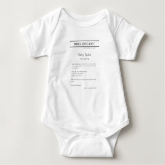 Baby Spice Bodysuit
