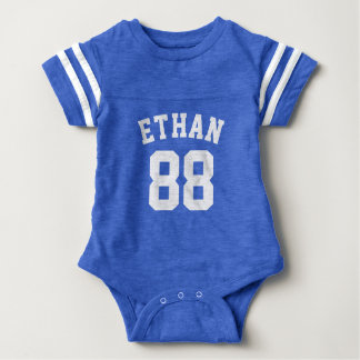 Baby Sports Jersey Body Suit Baby Bodysuit