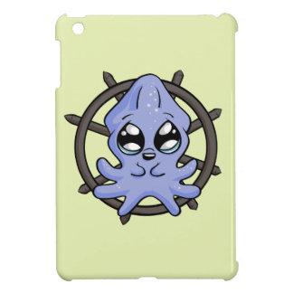 Baby Squid Wheel! iPad Mini Covers