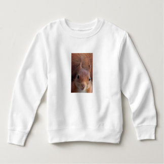 BABY SQUIRREL by Jean Louis Glineur Sweatshirt