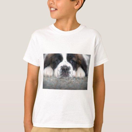 Baby St Bernard T-Shirt