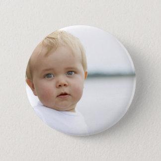 Baby Standard, 2¼ Inch Round Button