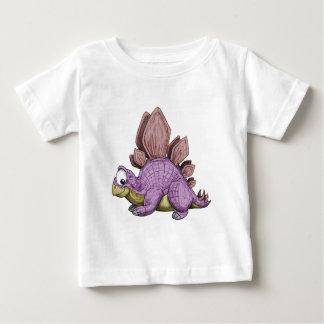 Baby Stegosaurus Baby T-Shirt
