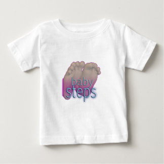 Baby-Steps Baby T-Shirt